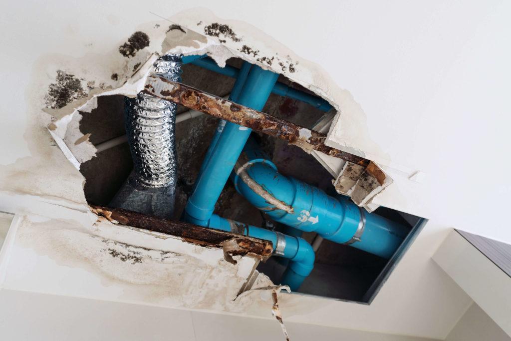 garantie biennale plomberie