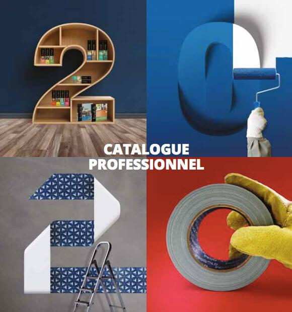 catalogue professionnel Seigneurie Gauthier