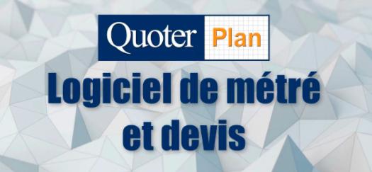 logiciel de calcul Quoter plan