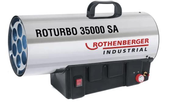 Chauffage à gaz Rothenberger
