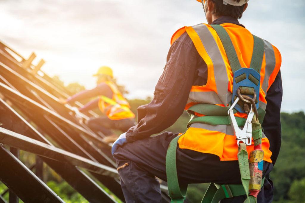 règles de sécurité sur les chantier de construction