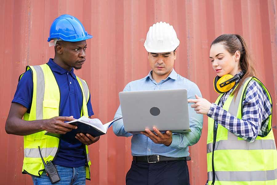 logiciel ERP gestion de chantier
