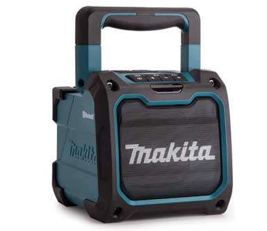 radio de chantier avec bluetooth Makita
